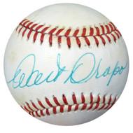 Walt Dropo Autographed Official AL Baseball Red Sox PSA/DNA #AB50900