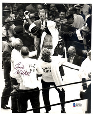 Emile Griffith Autographed 8x10 Photo Beckett BAS #B27889