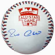Robinson Cano Autographed Official 2014 All Star Baseball Seattle Mariners PSA/DNA #6A27758