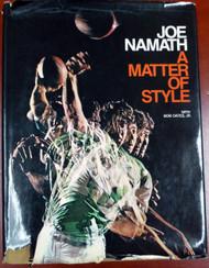"Joe Namath Autographed Book ""To Stan, Good Meeting Ya!"" New York Jets Beckett BAS #B62243"