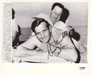 Gino Marchetti Autographed 8x10 Photo Baltimore Colts PSA/DNA #Q96372