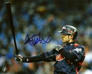 Ichiro Suzuki Autographed 8x10 Photo WBC Japan IS Holo Stock #21482