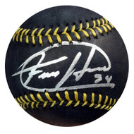 Felix Hernandez Autographed Official MLB Baseball Seattle Mariners MLB Holo Stock #61540