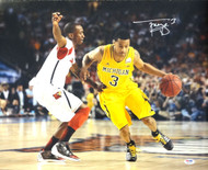 Trey Burke Autographed 16x20 Photo Michigan Wolverines PSA/DNA Stock #79260