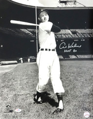 "Al Kaline Autographed 16x20 Photo Detroit Tigers ""HOF 80"" PSA/DNA Stock #79714"