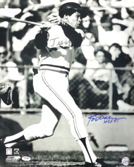 "Rod Carew Autographed 16x20 Photo Minnesota Twins ""HOF 91"" PSA/DNA Stock #79717"