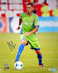 Clint Dempsey Autographed 16x20 Photo Seattle Sounders PSA/DNA ITP Stock #89887