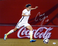 Carli Lloyd Autographed 16x20 Photo Team USA PSA/DNA ITP Stock #93006