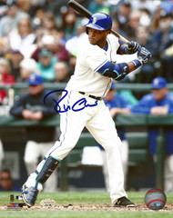 Robinson Cano Autographed 8x10 Photo Seattle Mariners MCS Holo Stock #96553