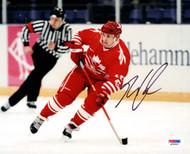 Greg Johnson Autographed 8x10 Photo Toronto Maple Leafs PSA/DNA #M76063