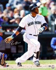Robinson Cano Autographed 16x20 Photo Seattle Mariners MCS Holo Stock #98188