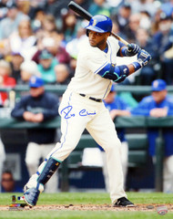 Robinson Cano Autographed 16x20 Photo Seattle Mariners MCS Holo Stock #98189