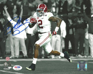Derrick Henry Autographed 8x10 Photo Alabama Crimson Tide PSA/DNA ITP Stock #102554