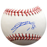 Kenta Maeda Autographed Official MLB Baseball Los Angeles Dodgers MLB Holo Stock #104887