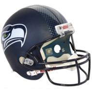 Unsigned Seattle Seahawks Full Size Helmet Stock #105703