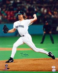 Randy Johnson Autographed 16x20 Photo Seattle Mariners PSA/DNA Stock #110982