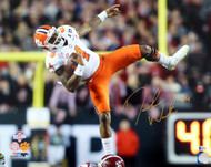 Deshaun Watson Autographed 16x20 Photo Clemson Tigers Beckett BAS Stock #113720