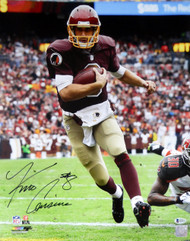 Kirk Cousins Autographed 16x20 Photo Washington Redskins Beckett BAS Stock #115082
