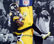 Antonio Brown Autographed 16x20 Photo Pittsburgh Steelers Beckett BAS Stock #121853