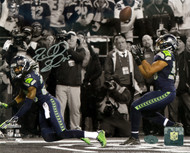 Richard Sherman Autographed 8x10 Photo Seattle Seahawks RS Holo #19729
