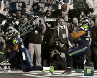 Richard Sherman Autographed 8x10 Photo Seattle Seahawks RS Holo #19731