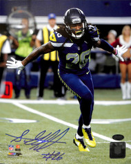 Shaquill Griffin Autographed 8x10 Photo Seattle Seahawks MCS Holo Stock #134407