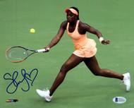 Sloane Stephens Autographed 8x10 Photo Beckett BAS Stock #135371