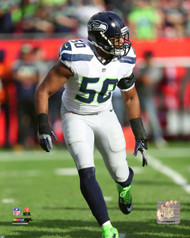 Unsigned 8x10 Photo #2 to be signed by K.J. Wright **Requires Autograph Ticket To Be Signed*