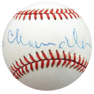 "A.B. AB ""Happy"" Chandler Autographed Official AL Baseball Commissioner Beckett BAS #F26358"