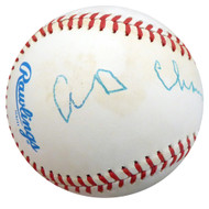 "A.B. AB ""Happy"" Chandler Autographed Official AL Baseball Commissioner Beckett BAS #F26359"