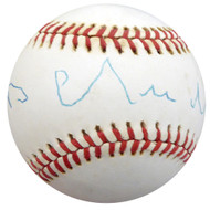 "A.B. AB ""Happy"" Chandler Autographed Official AL Baseball Commissioner Beckett BAS #F26389"