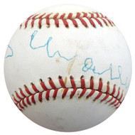 "A.B. AB ""Happy"" Chandler Autographed Official AL Baseball Commissioner Beckett BAS #F26390"