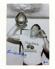 Luis Rodriguez Autographed 8x10 Photo Beckett BAS #F98413