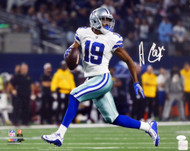 Amari Cooper Autographed 16x20 Photo Dallas Cowboys Beckett BAS Stock #144631