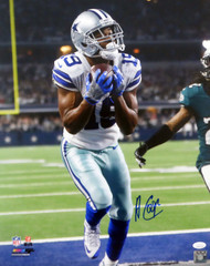 Amari Cooper Autographed 16x20 Photo Dallas Cowboys JSA Stock #144632