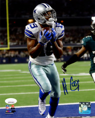 Amari Cooper Autographed 8x10 Photo Dallas Cowboys JSA Stock #144634