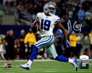 Amari Cooper Autographed 8x10 Photo Dallas Cowboys JSA Stock #144635