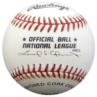 Unsigned Official National League Baseball SKU #146476