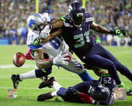 Unsigned 8x10 Photo #1 to be signed by Kam Chancellor **Requires Autograph Ticket To Be Signed*
