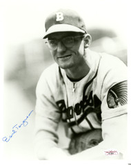 Earl Torgeson Autographed 8x10 Photo Boston Braves JSA #F01964