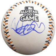 Ichiro Suzuki Autographed Official 2007 All Star Game Baseball Seattle Mariners IS Holo SKU #147565