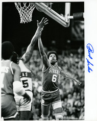 Paul Silas Autographed 8x10 Photo Seattle Supersonics MCS Holo #70172