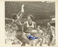 Paul Silas Autographed 8x10 Photo Seattle Supersonics MCS Holo #70176