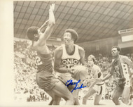 Paul Silas Autographed 8x10 Photo Seattle Supersonics MCS Holo #70177