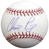 Chris Perez Autographed Official MLB Baseball St. Louis Cardinals, Los Angeles Dodgers TriStar Holo #6207282