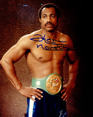 Ken Norton Sr. Autographed 8x10 Photo Stock #152908
