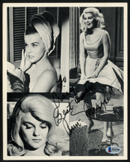 "Ann Margret Autographed 8x10 Photo Actress ""To Craig Best Wishes"" Beckett BAS #H44386"