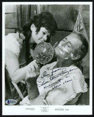 Sue Ane Langdon Autographed 8x10 Photo Actress Beckett BAS #H44336