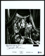 "Sue Ane Langdon Autographed 8x10 Photo Actress ""To Craig"" Beckett BAS #H44337"