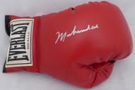 Muhammad Ali Autographed Everlast Boxing Glove Vintage Signature Beckett BAS #A62906